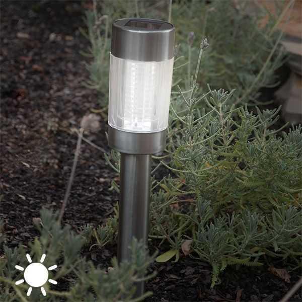 Ellegance solcellelampe til haven