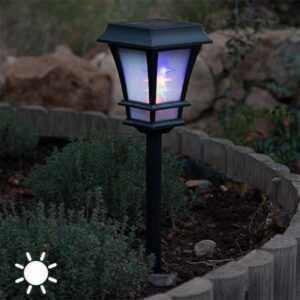 Lamp Solcellelampe