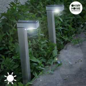 Solcellelampe Hammy Oh My Home (pakke med 2)