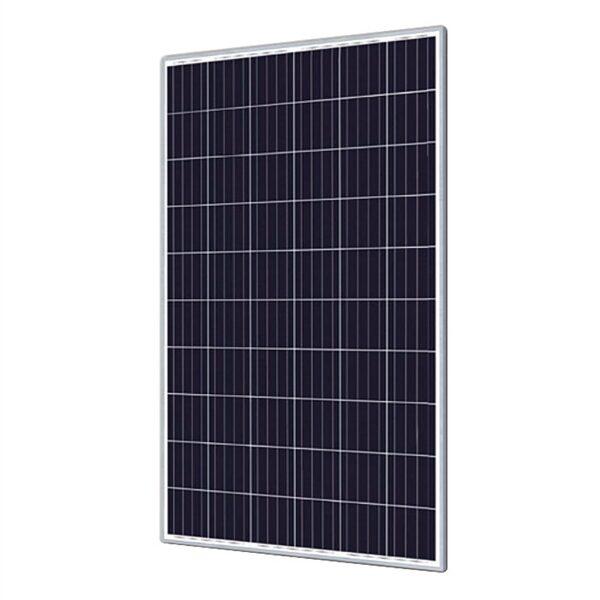 Solcellepakke 2,1 kWp blå poly-krystallinsk