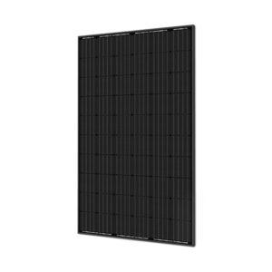 Solcellepakke 2,1 kWp sort mono-krystallinsk