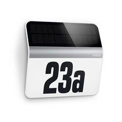 Steinel XSol LH-N Husnummer LED Lys Rustfrit stå