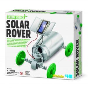 4M Green Science eksperiment legetøj, Soldrevet Rover