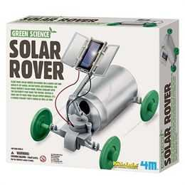 4M soldrevet rover - Green Science