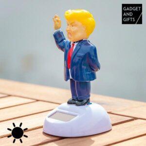 BigBuy Soldrevet Bevægelig Mr. Trump