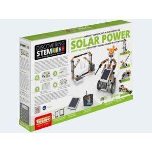 Engino STEM solenergi