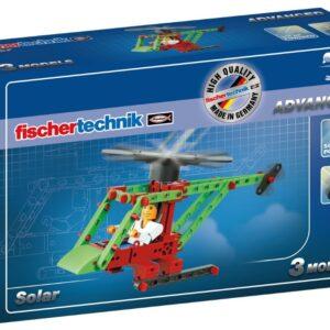 Fishertechnik Advanced Solenergi pakke