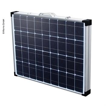 CARBEST Solcellekuffert 60 Watt med indbygget laderegulator