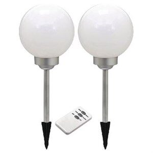 LED Solar Havebelysning 4 LED